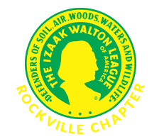 Izaak Walton League Logo - Rockville Chapter