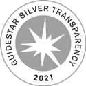 Guidestar Silver Transparency Seal